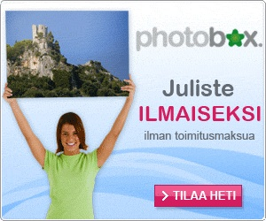 Ilmainen juliste Photoboxilta
