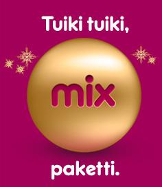 Welho Mix kanavapaketti ilmaiseksi 2kk