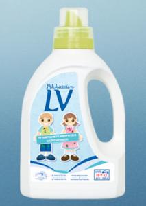 Jaossa 1000 kpl ilmaisia Pikkuväen LV pyykinpesuneste -näytteitä