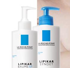 Ilmainen Lipikar-ihonhoitosarja näytepakkaus