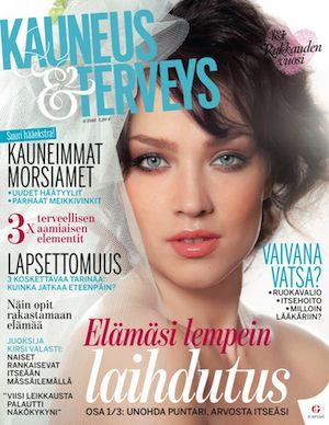 Kauneus & Terveys lehden ilmainen numero